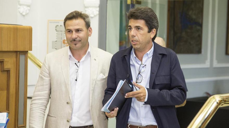 """Morant: """"Puig intenta disfrazar los Presupuestos Generales para Alicante porque son indefendibles"""""""