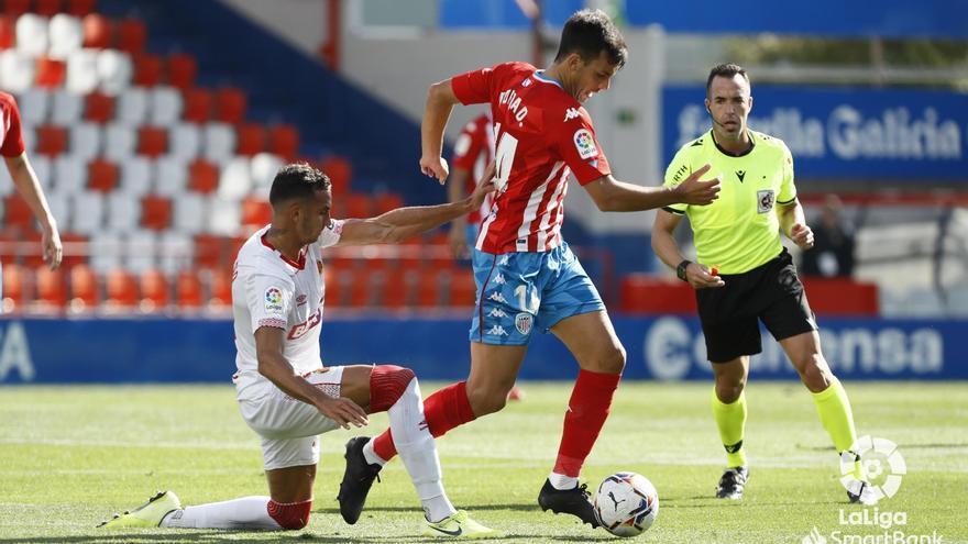 Vea el gol de Salva Sevilla que ha dado la victoria al Mallorca en Lugo