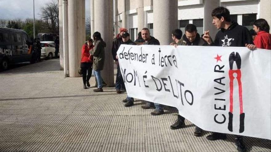 La Audiencia Nacional absuelve a 12 acusados de enaltecer a Resistencia Galega a través de Causa Galiza y Ceivar