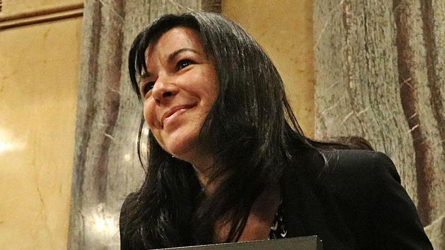 El TSJC cita com a investigada la bagenca Adriana Delgado per desobeir el Tribunal Constitucional