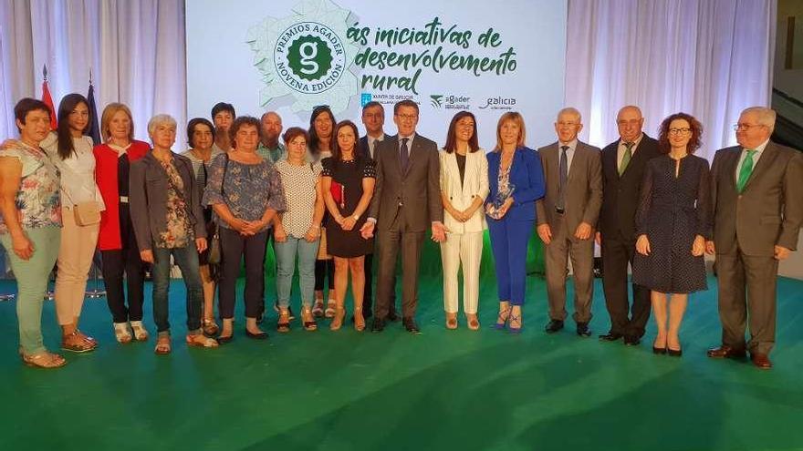 La Xunta premia un proyecto para empoderar el papel de la mujer en el rural
