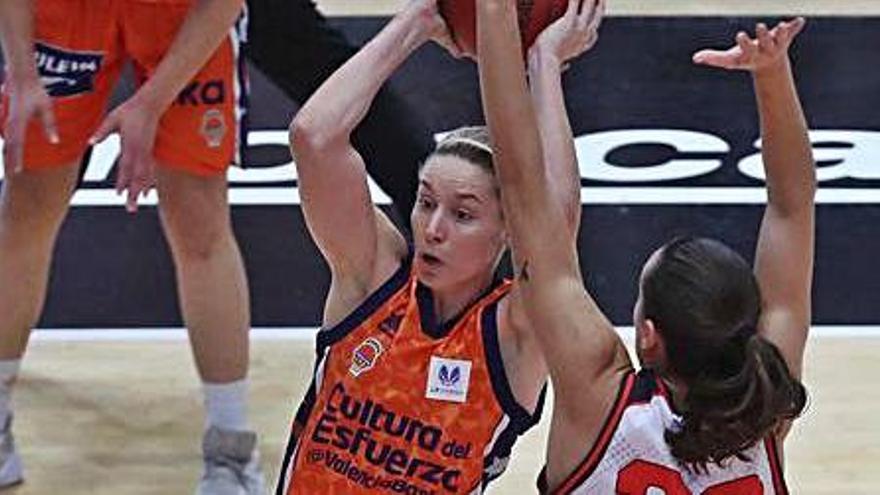 El Valencia Basket no afloja: ocho de ocho