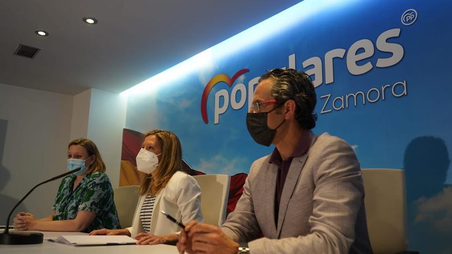 El PP de Zamora defiende la innovación en materia de servicios sociales