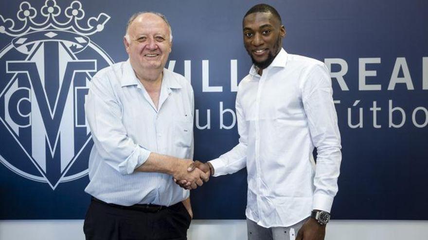 El Villarreal oficializa el fichaje de Toko Ekambi por cinco temporadas