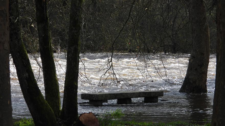 La borrasca 'Karim' y una conexión con el Caribe, detrás del inminente diluvio en Galicia