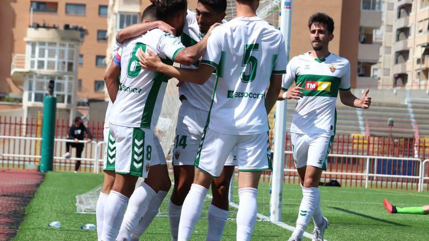 El filial disputa este miércoles las semifinales por el ascenso a 2ªRFEF