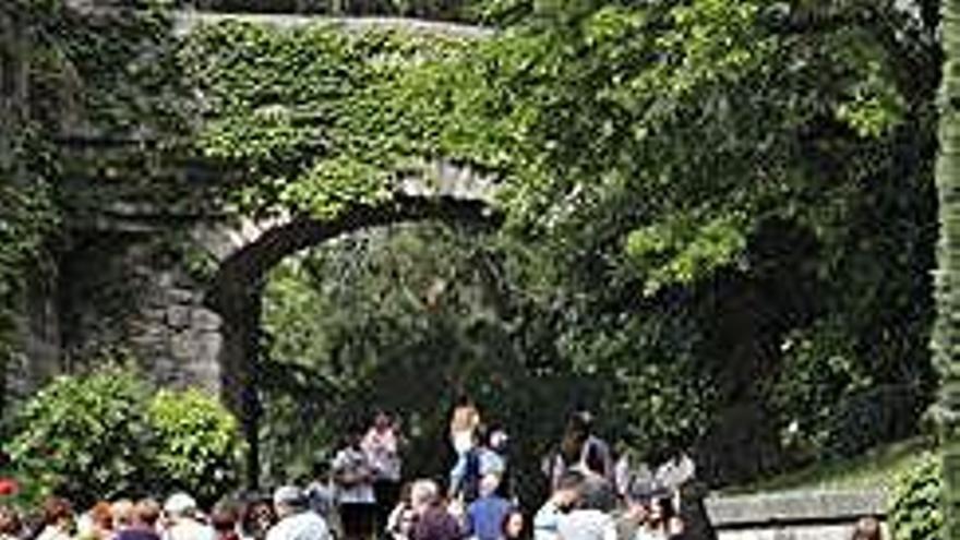 Les consultes a l'Oficina  de Turisme de Girona disminueixen un 15%