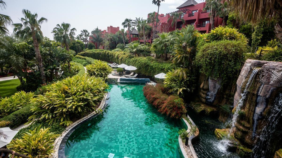 Asia Gardens, otro de los hoteles perteneciente al grupo. DAVID REVENGA