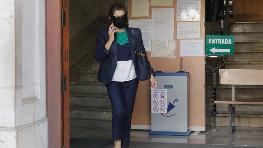 La madre del presunto asesino de Marta Calvo se niega a declarar