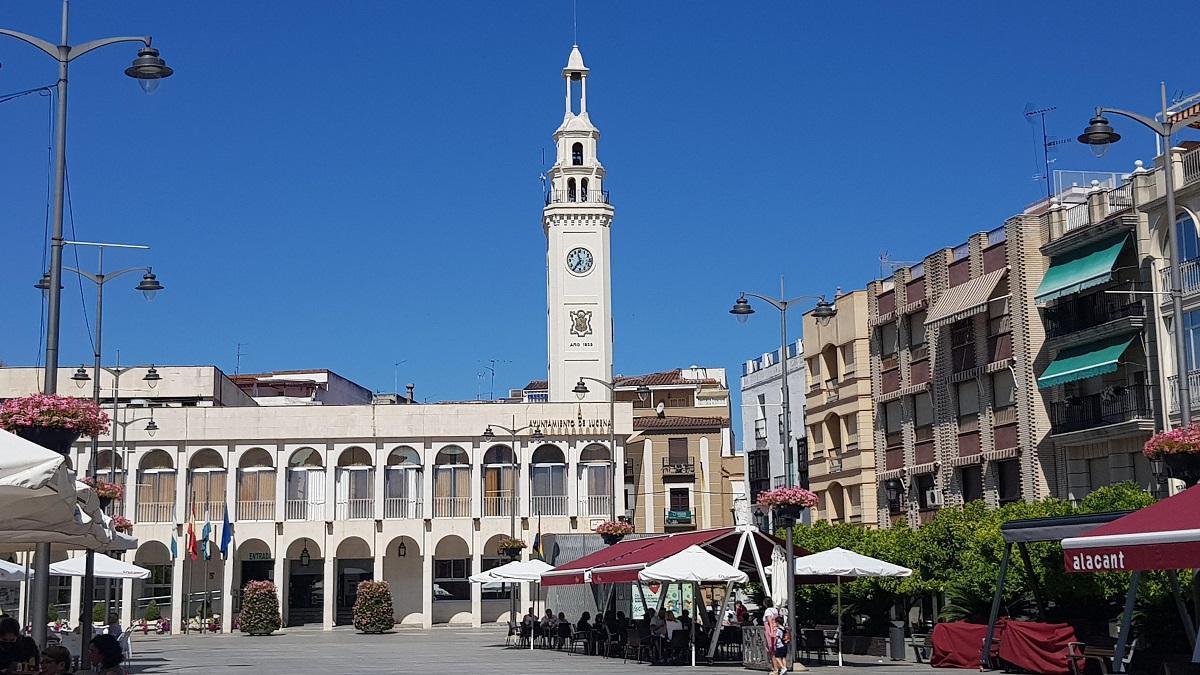 Ayuntamiento de Lucena.