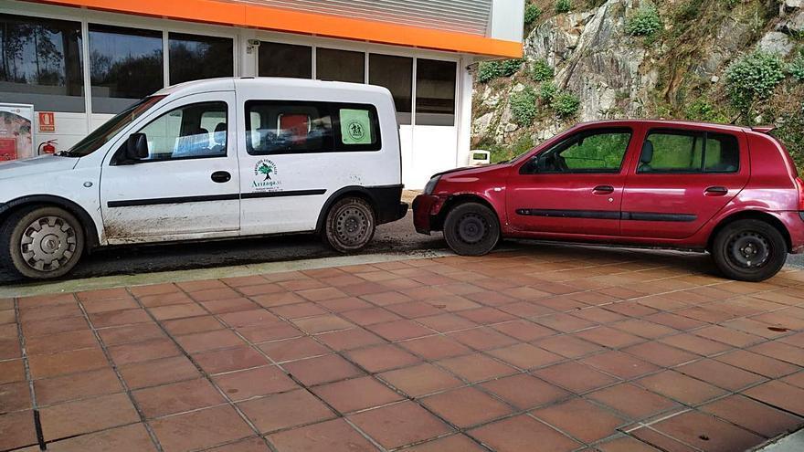 Detenido un hombre tras un altercado en una gasolinera y en la Autovía do Salnés