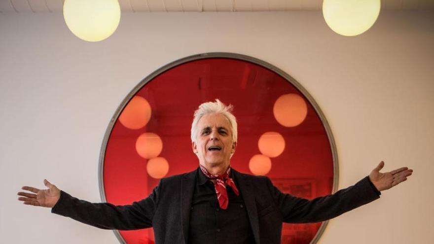 Kiko Veneno, primer artista que actuará en el museo de Estrella Galicia