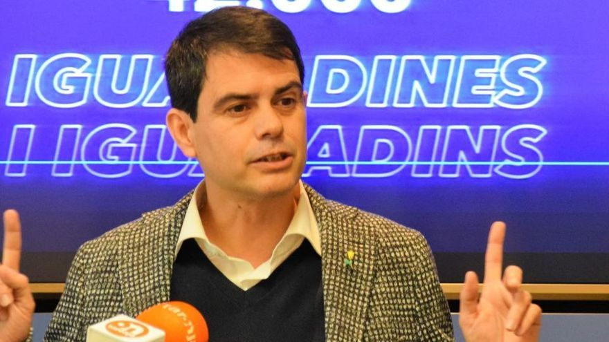 Marc Castells creu que Puigdemont «s'ha escorat molt cap a l'esquerra»