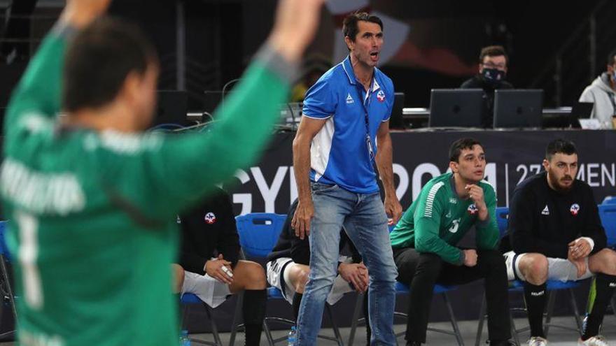 El dúo chileno del Cajasur, a la Copa del Presidente del Mundial