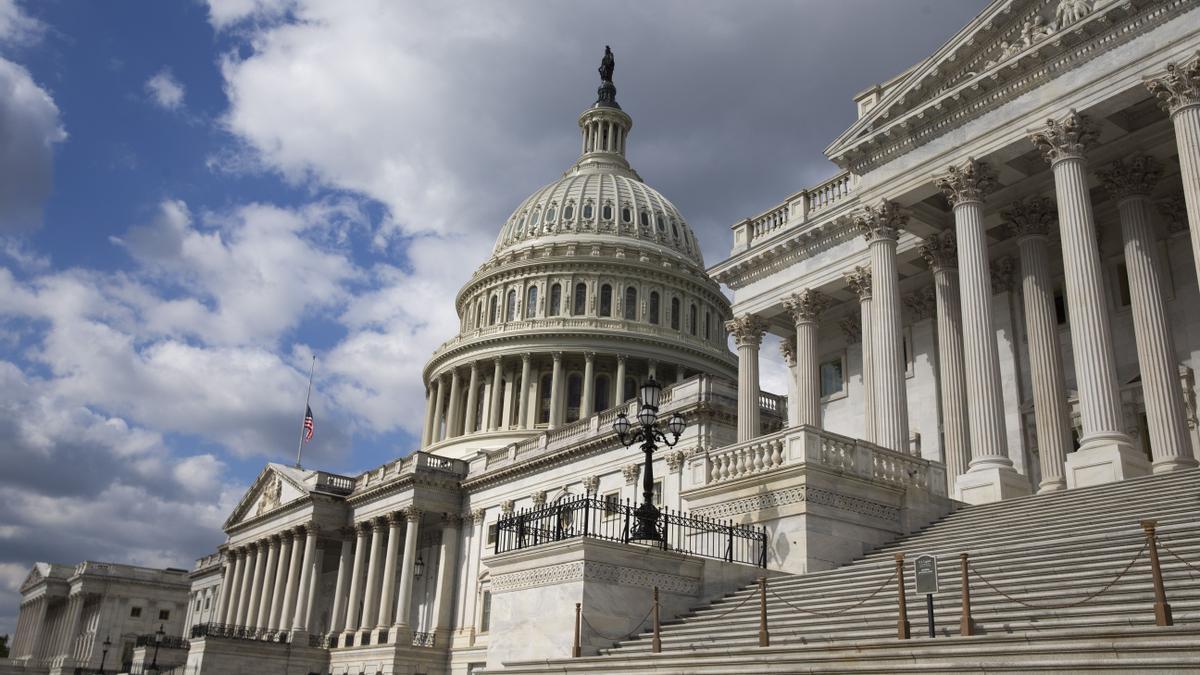 Imagen del Capitolio de Washington