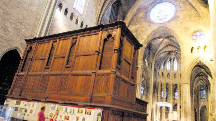 Els tresors més amagats de la catedral de Girona i la basílica de Sant Feliu