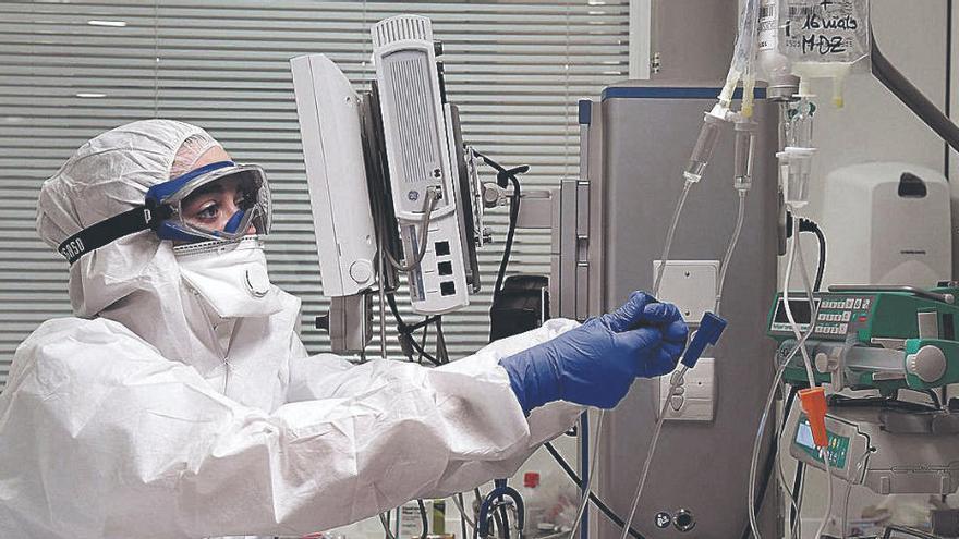 L'epidèmia ha posat al límit el sistema sanitari manresà