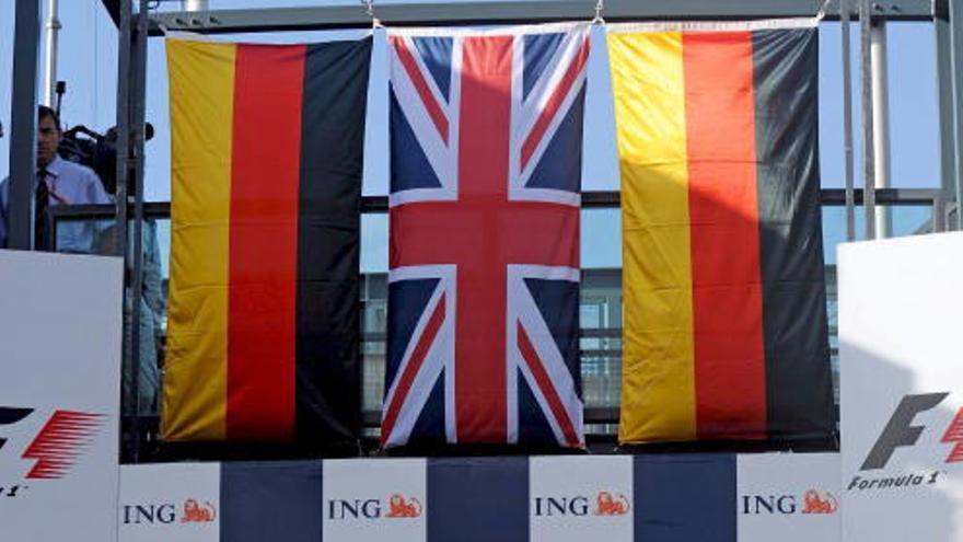 La carrera de Nico Rosberg, en imágenes