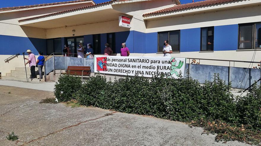 El Valle del Tera se echa a la calle para reclamar una asistencia médica digna