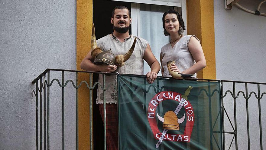 Unas fiestas diferentes en Cartagena
