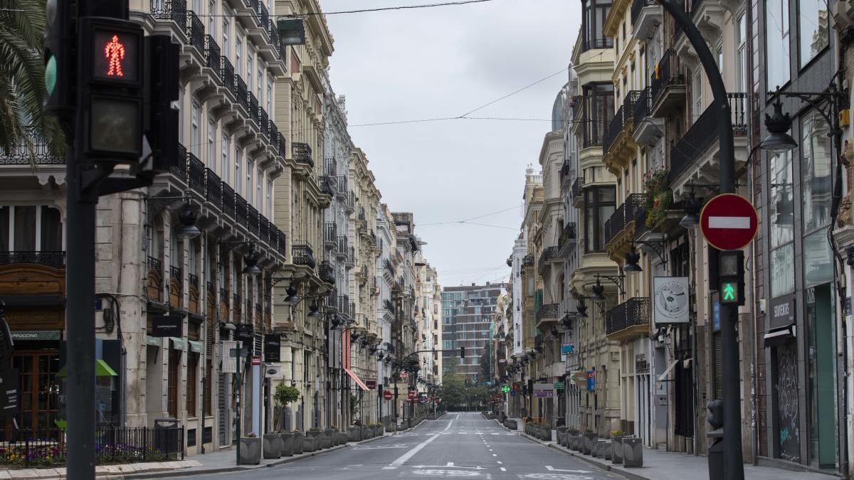 Los conflictos vecinales en València se dispararon durante el Estado de Alarma
