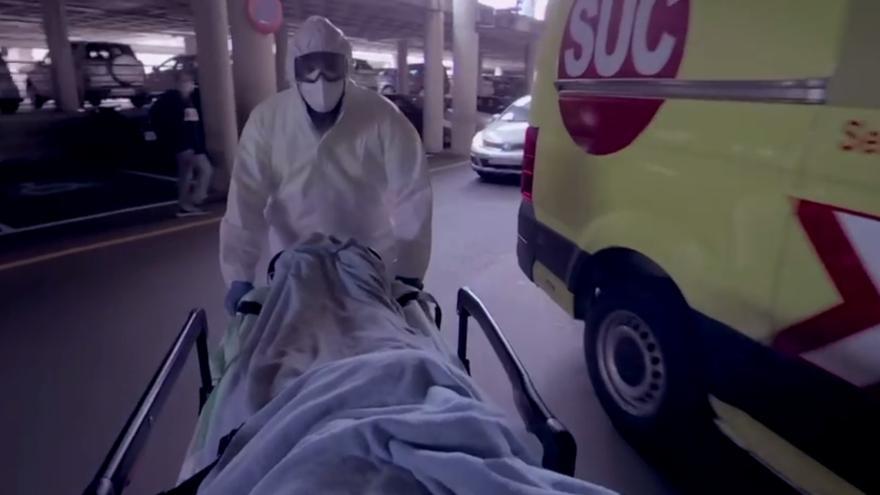 Canarias implanta un proyecto de realidad virtual para ponerse en la piel de un paciente de coronavirus