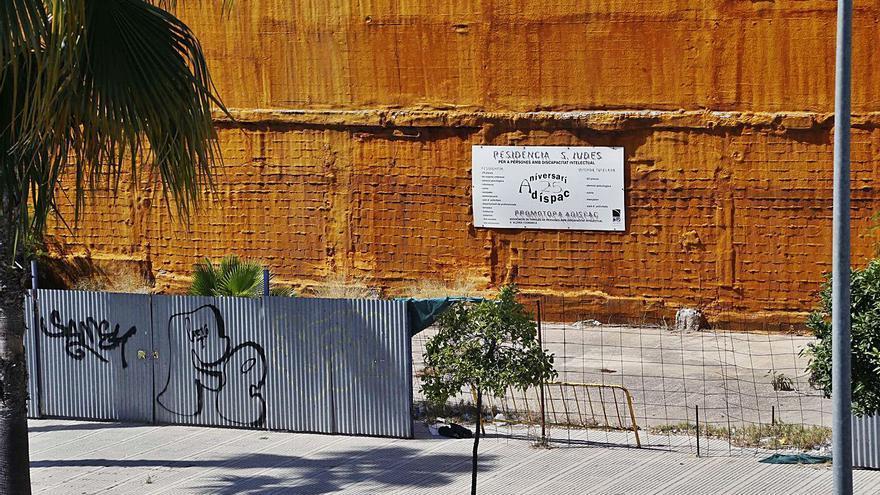 Alzira retoma el proyecto de la residencia que Adispac impulsó hace quince años