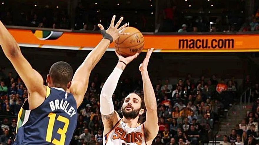 Los Suns de Ricky Rubio se meten en la pelea por los 'playoffs'