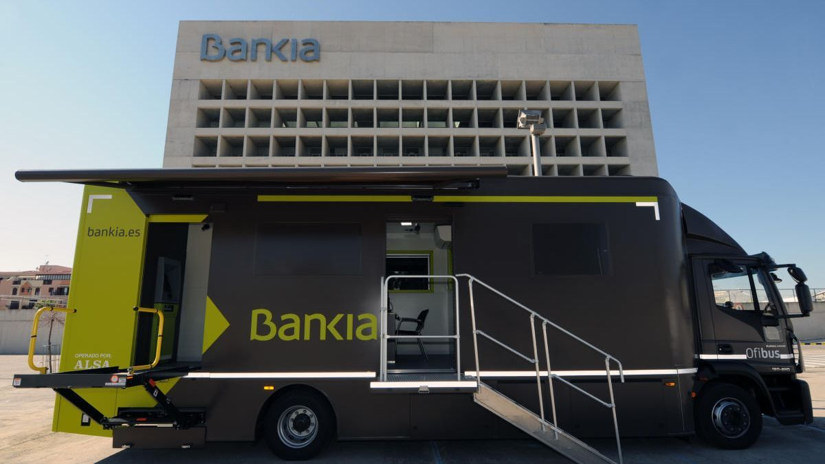 Los ofibuses de Bankia dan servicio a 250.000 personas de 373 municipios