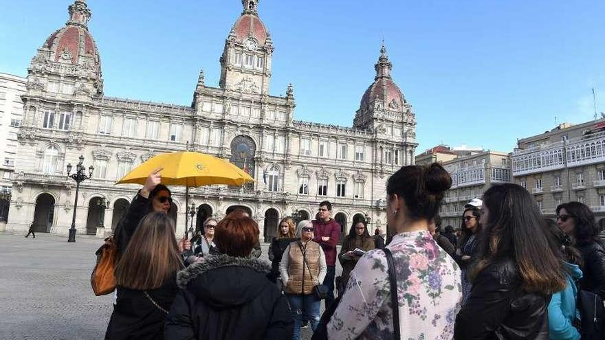 La Asociación de Guías mantiene las visitas todo el año por primera vez