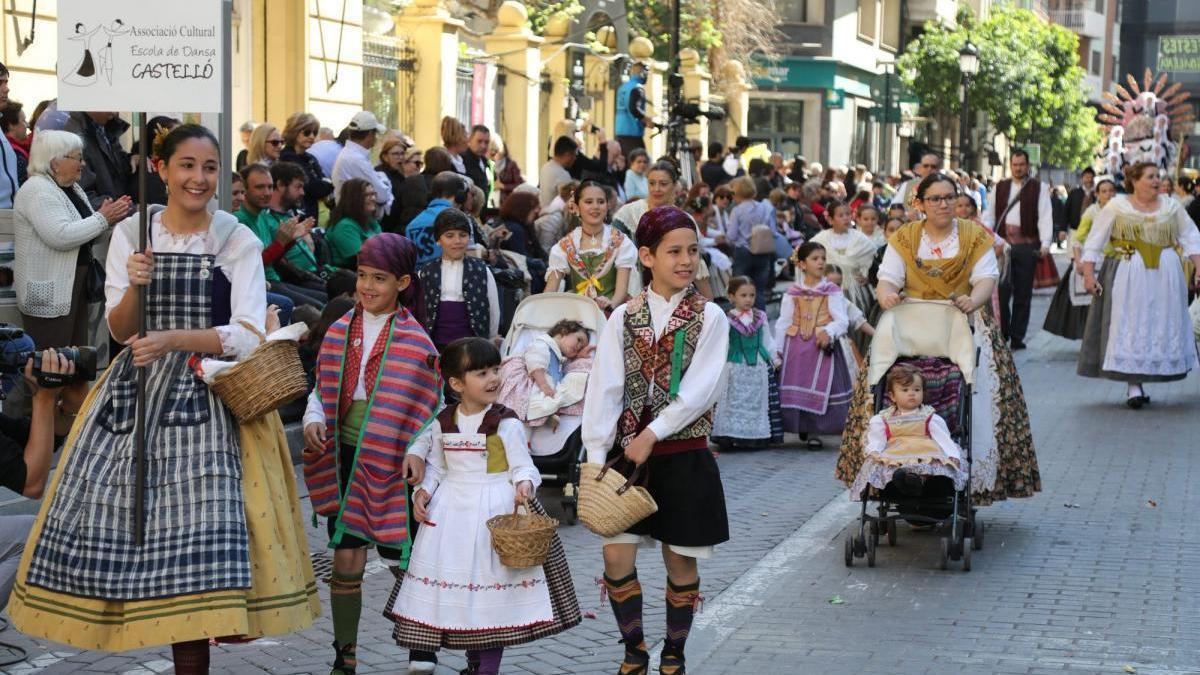La Magdalena será festiva en los colegios de Castelló