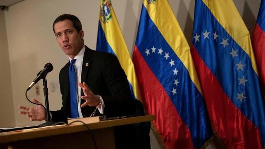 """Guaidó acusa a Zapatero de ser """"cómplice de violación de los Derechos Humanos"""""""