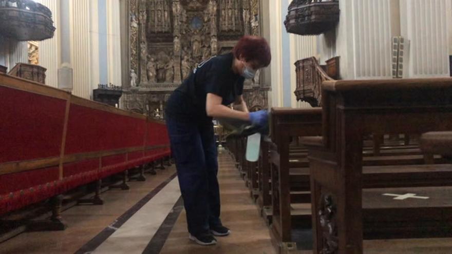 El Pilar prepara su reapertura