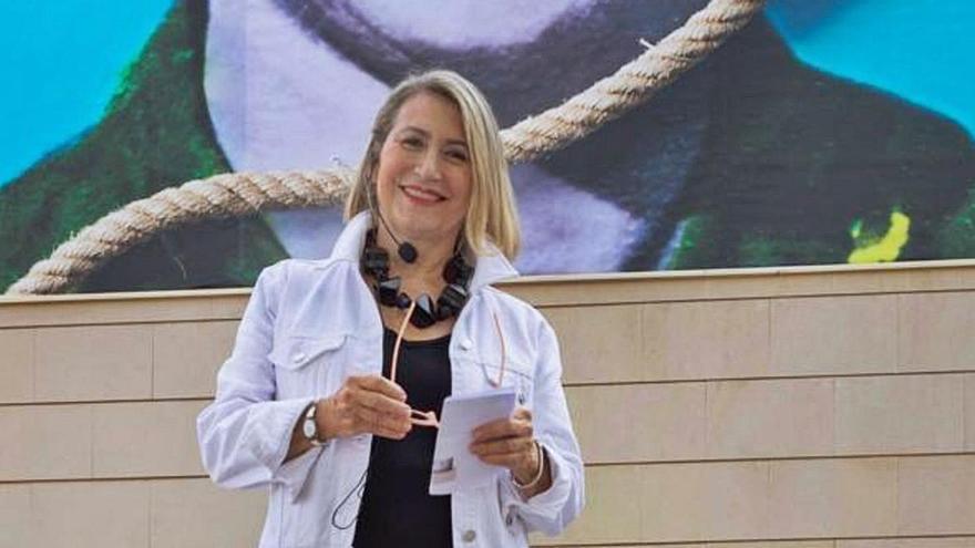 Carmen Calvo, la artista que supera  la realidad