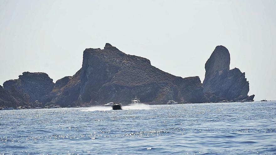 Busquen un home desaparegut a la zona de les Illes Medes