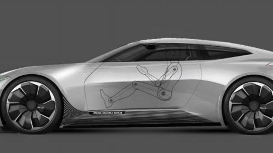 El superdeportivo eléctrico vigués que compite con Ferrari y Tesla