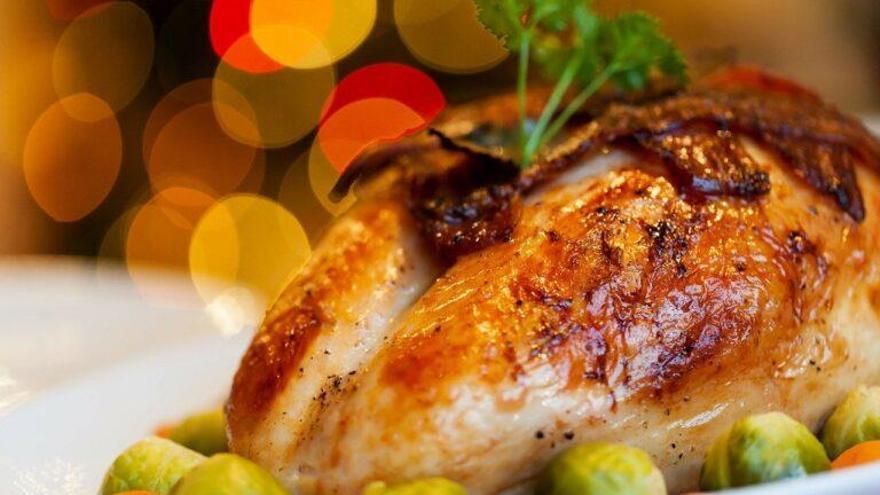 Guía para que las comidas navideñas no nos hagan daño