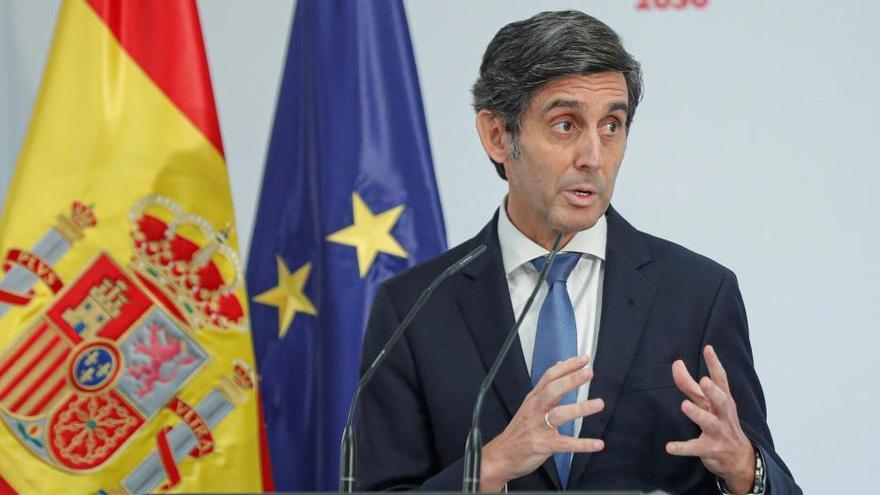 """Álvarez-Pallete defiende la necesidad de un Pacto Digital """"inaplazable"""" en España"""