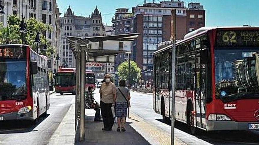 Nueva normativa para el transporte público en Valencia