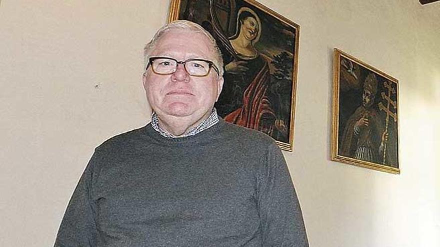 El joven que denunció al párroco de Sant Sebastià sufre una discapacidad psíquica