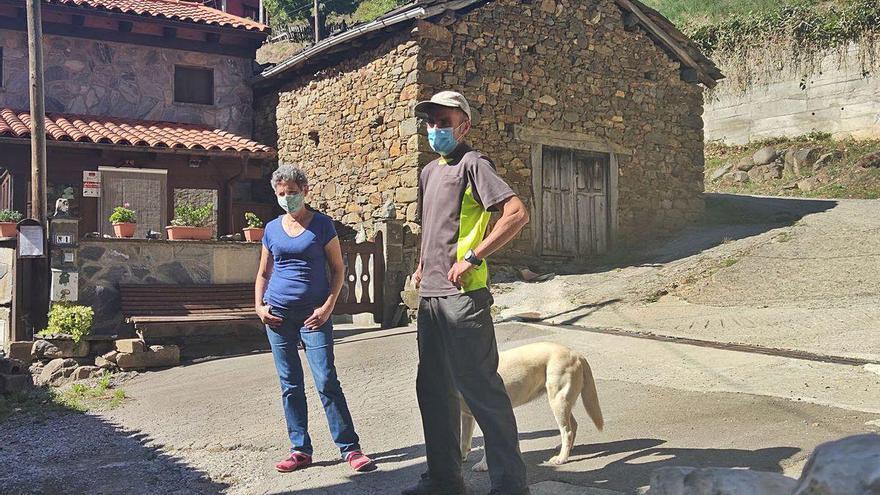 Los valles mineros suman 734 pueblos abandonados, el 40% de toda la región