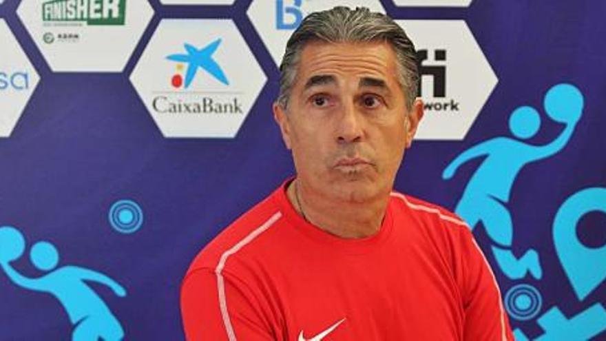 Detenido por robar a Sergio Scariolo en el aeropuerto