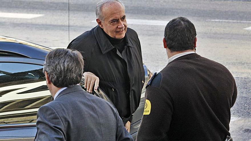 Detenido José Luis Moreno  por presunta estafa y blanqueo