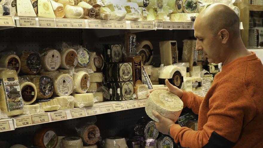 La mayor web de venta de quesos asturianos coge vuelo