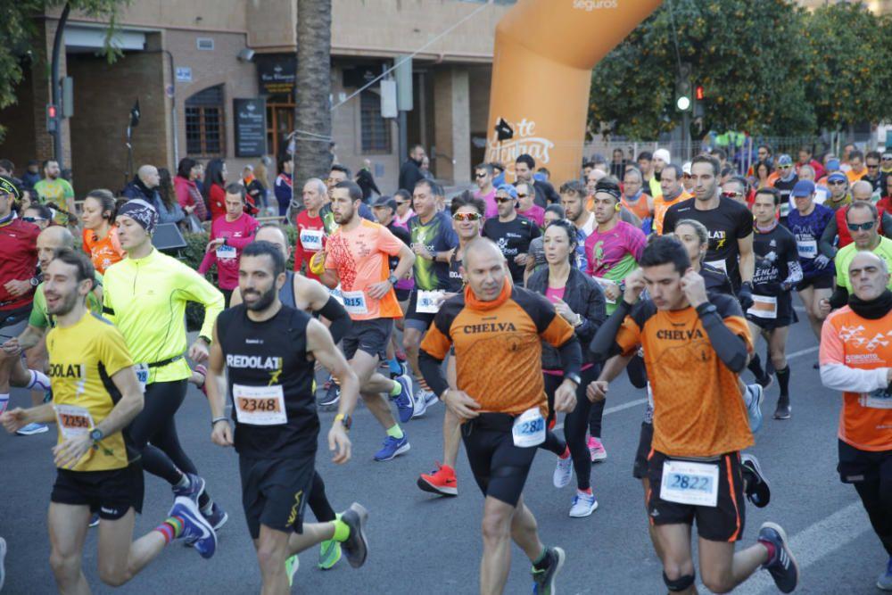 VIII Carrera Universitat de València