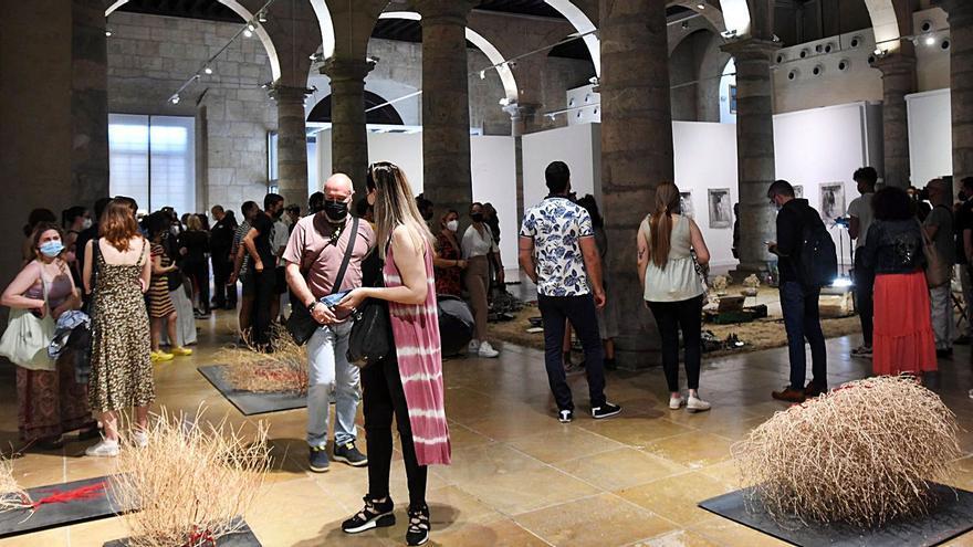 """Noche de los Museos en Murcia: Lo valioso de """"ir sacando la cabeza"""""""