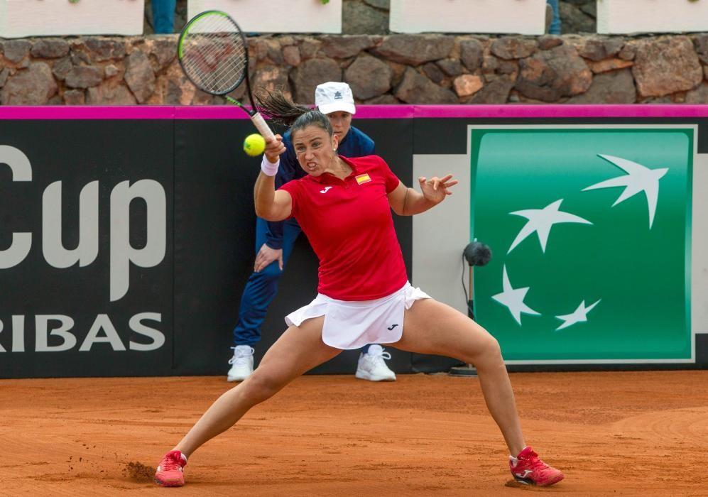 Sara Sorribes, tenis
