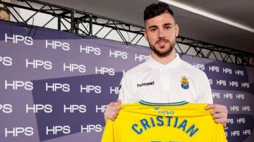 Cristian López, nuevo delantero para el Cartagena