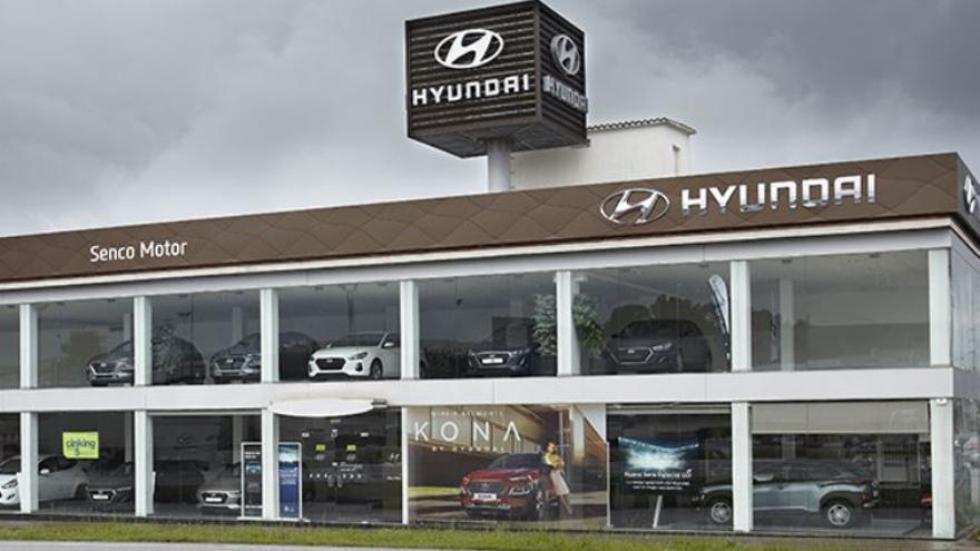 Oferta de feina: mecànic a Hyundai Senco Motor