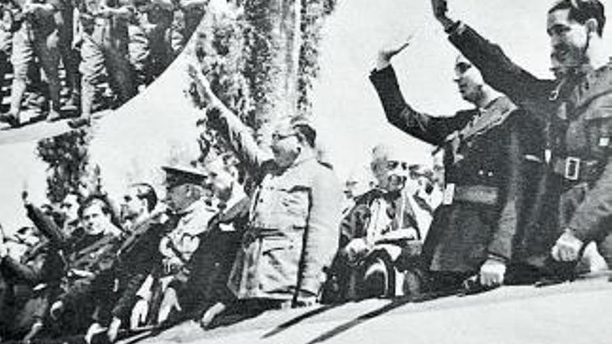 Els primers afusellaments del franquisme, la brigada del SIM